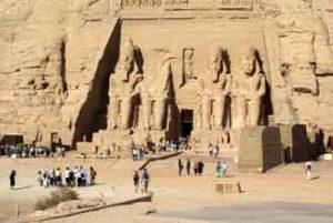 Ägypten: Abu Simbel