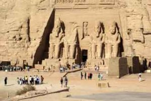 Ägypten: Abu Simbel als Monument der alten Ägypter