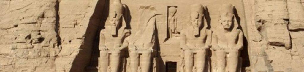 Sehenswürdigkeit Abu Simbel in Ägypten