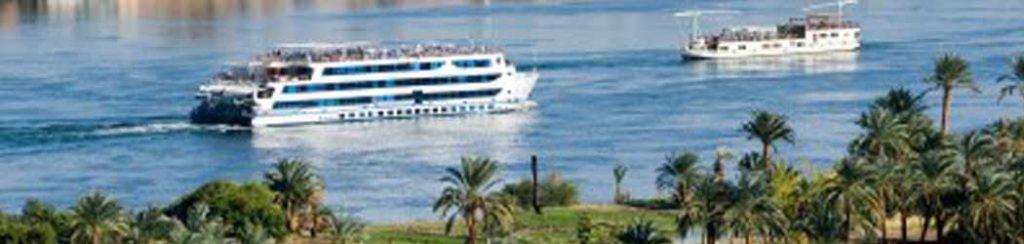 Ägypten: Flusskreuzfahrt auf dem Nil