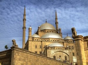 Zitadelle Salah el Din in Kairo