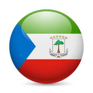 Nationalfahne von Äqatorialguinea