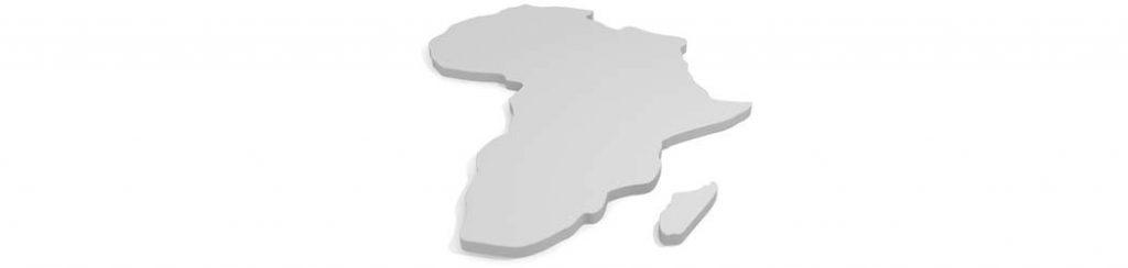 Landschaften in Afrika