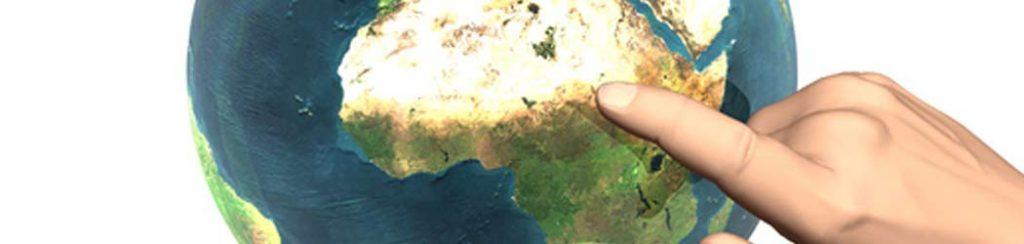 Afrika: Sehenswürdigkeiten