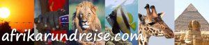 Afrika-Rundreise - Logo
