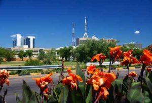 Botswanas Hauptstadt Garborone hat einige Sehenswürdigkeiten zu bieten