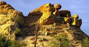 Tuli Blocks - landschafttliche Sehenswürdigkeit in Botswana