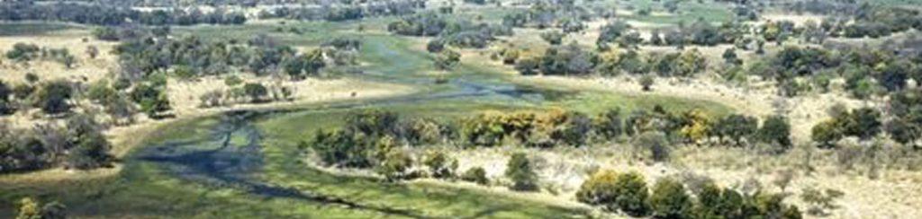 Botswana: Okavangodelta