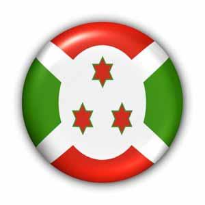 Nationalfahne von Burundi