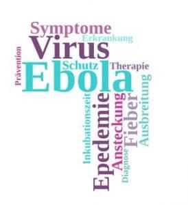Ebola ist eine gefährliche Infektionskrankheit
