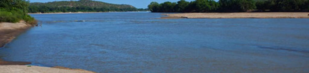 Der Fluss Limpopo