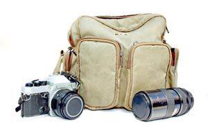 Ausrüstung für eine Fotosafari