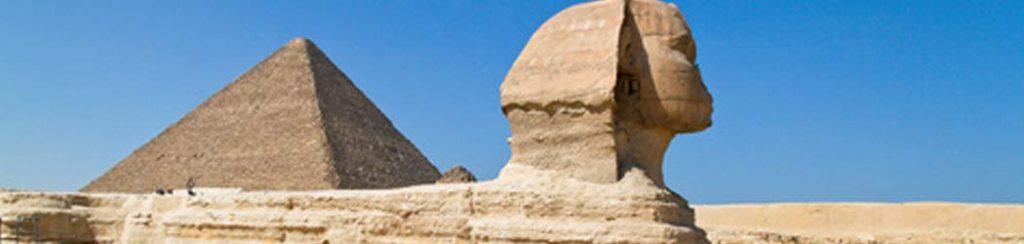 Gizeh in Ägypten