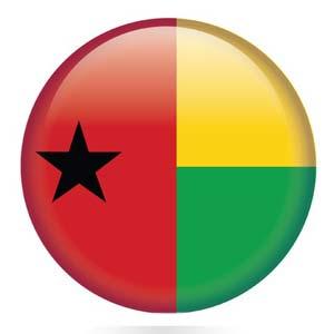 Nationalfahne von Guinea-Bissau