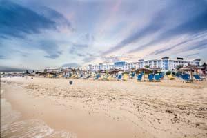 Urlaubsort Hammemet in Tunesien