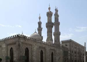 Kairos Al Azhar Moschee