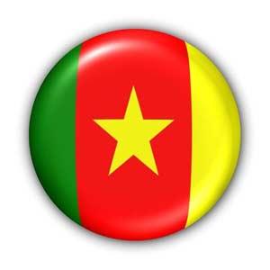 Nationalfahne von Kamerun