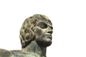 Statue der Gunache Könige