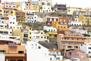 Inselhauptstadt San Sebastian