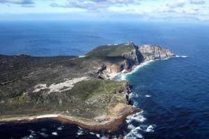 Blick auf das kap der guten Hoffnung - Cape Point