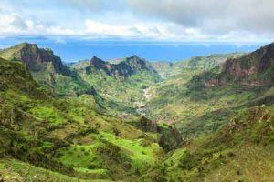 Kapverdische Inseln: Gebirge sind reizvoll