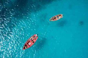 Kapverdische Inseln - glasklares Wasser