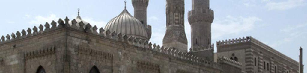 Die Al-Azhar-Moschee ist eine Sehenswürdigkeit in Kairo