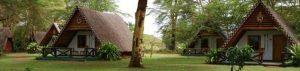 Kenia: Hotels und Lodges