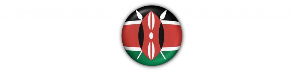 Nationalfahne von Kenia