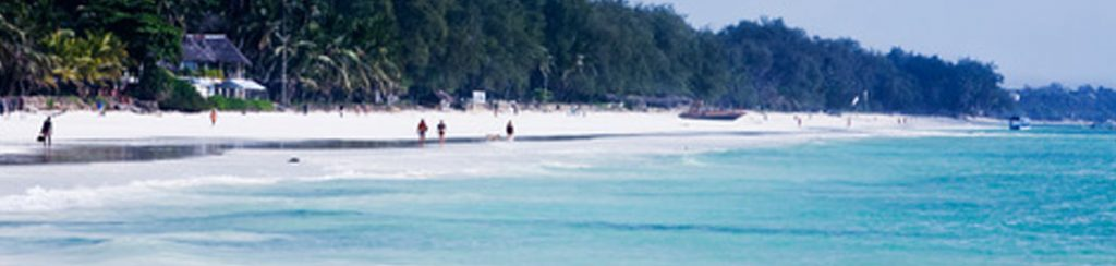 Kenia: Diani Beach