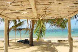 Malindi - Strand in Kenia, Nordküste