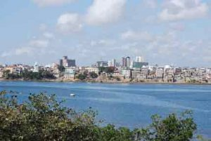 Mombasa - Hafenstadt und Urlaubsort in Kenia