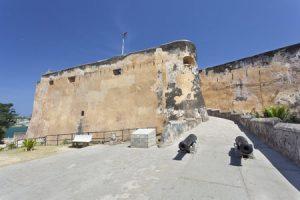 Weltkulturerbe: Fort Jesus in Mombasa