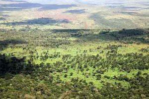 Kenia - beeindruckende Landschaft am Rift Valley in Ostafrika