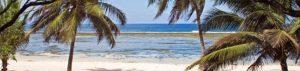 Kenia: Strandurlaub