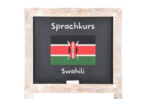 Kenia: Kein Swahili-Kurs zwingend, Englisch reicht aus