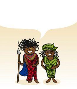 Kenia: viele verschiedene Volksgruppen