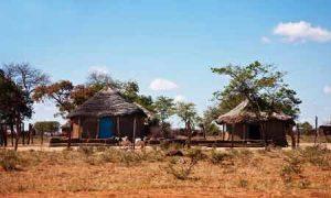 Botsuana-Trekking - Übernachtung in Lodges und Hütten