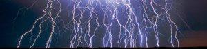 Klimazonen Ostafrika: Regen mit Gewittern