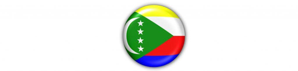 Nationalfahne Komoren