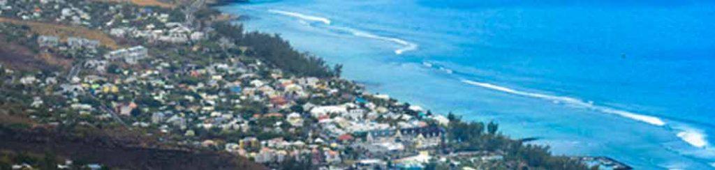La Reunion: Anreise zur Insel