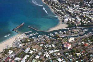 Reisezeit für Saint Gilles les bains auf Reunion