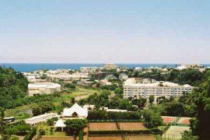 La Reunion: Hauptstadt Saint Denise