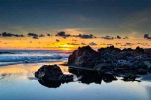 La Reunion: Strände und Vulkane