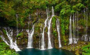 La Reunion: Wasserfälle