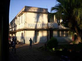 Stadtimpression Manakara