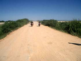 Mit dem Motorrad durch Madagaskar