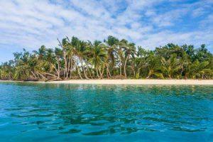 Die Insel Sainte Marie ist ein wunderschöner Ort mit Strand