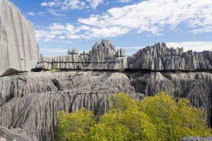 Die bizarre Felslandschaften sind Top-Sehenswürdigkeiten