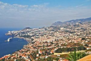 Funchal - Hauptstadt von Madeira